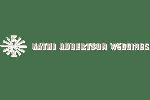 Kathi Robertson Weddings Logo